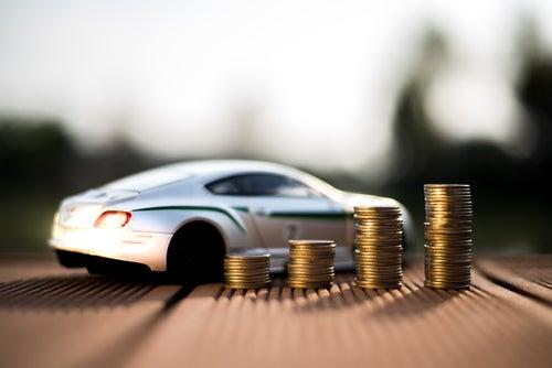 La depreciación de un vehículo a lo largo de los años