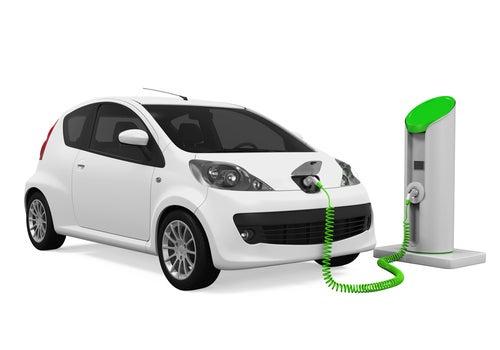 Dónde cargar coche eléctrico