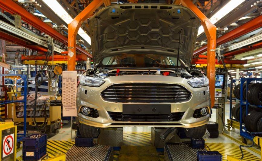 Fábricas de coches en España.