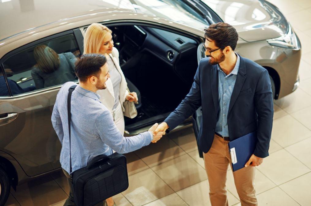 financiar la compra de un coche nuevo