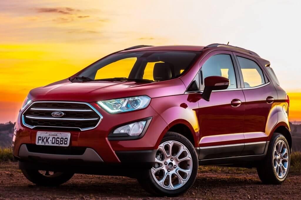 Ford EcoSport, Eco de Ecológico