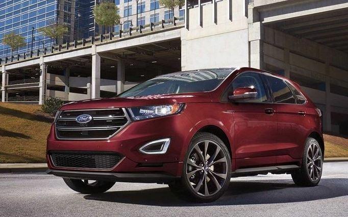 Ford Edge, la gran apuesta americana