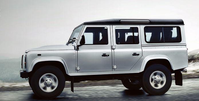 Coches que hicieron historia, el Land Rover Defender.