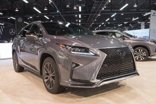 Lexus RX: aún más potencia con menor consumo