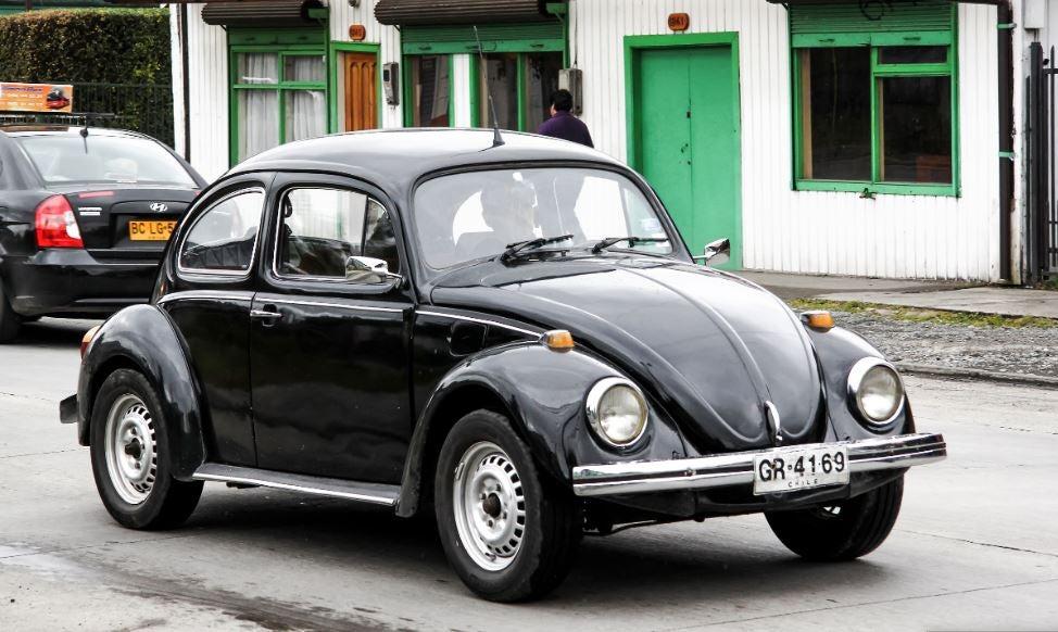 Coches que cambiaron la historía del automóvil, el Volkswagen bettle tipo 1.