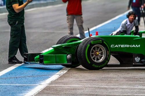 Historia de Caterham en la Fórmula 1