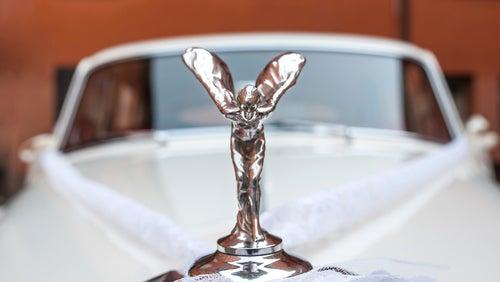 Iluminación interior con constelaciones de Rolls-Royce: Starlight