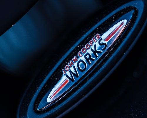 JCW MINI cabrio John Cooper Works: insignia