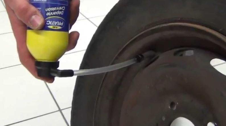 Kit anti pinchazos o rueda de repuesto, comparativa de ventajas y desventajas