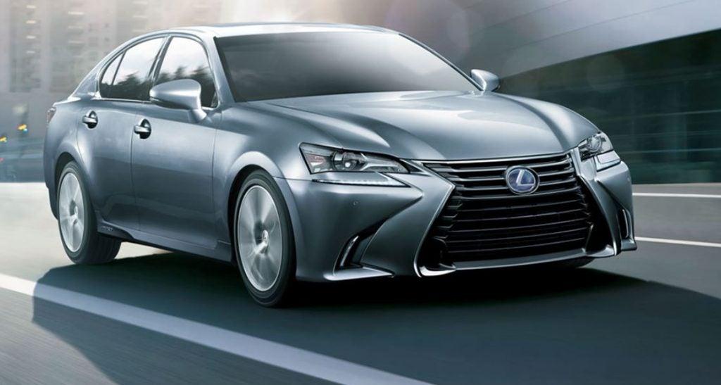 Lexus GS: una berlina de alta eficiencia urbana