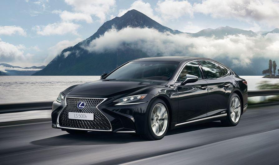Mejores coches de gama alta, el Lexus LS