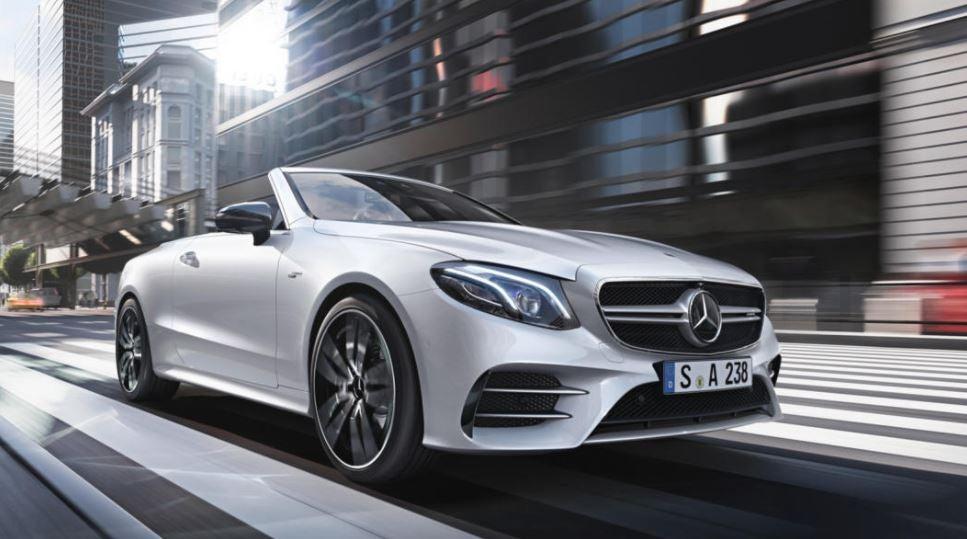 Nuevo Mercedes-AMG E 53 Cabrio deportivo lujo diseño precio