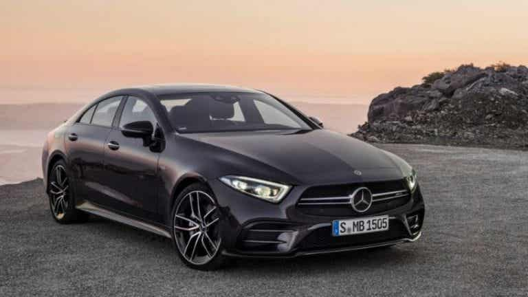 Mercedes-AMG CLS 53, todo un precursor
