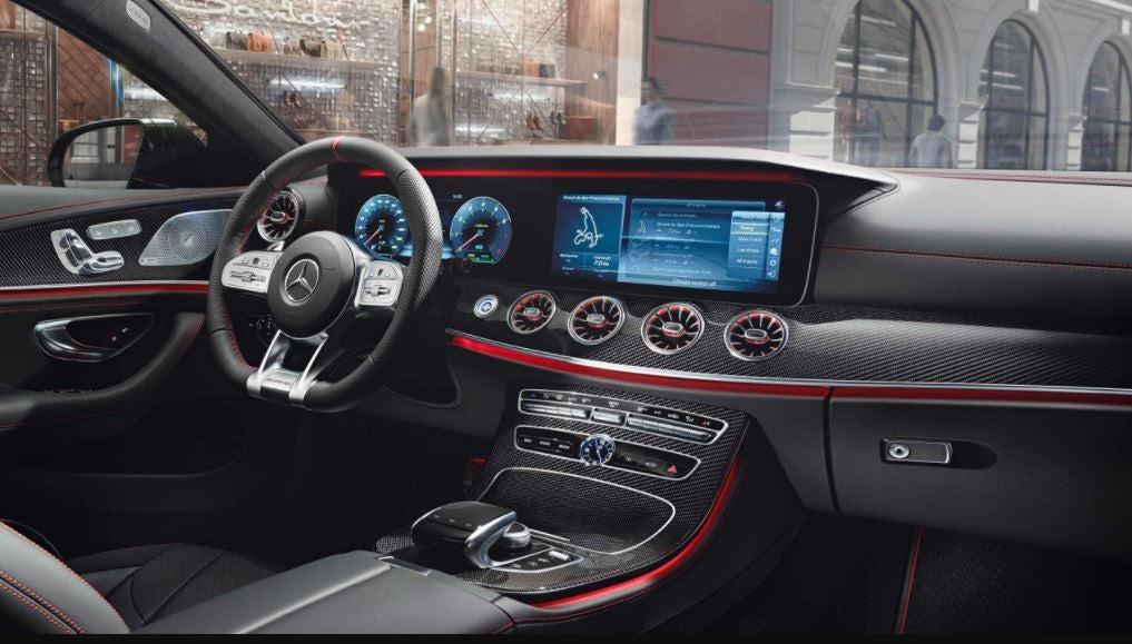 Mercedes-AMG CLS 53 interior nuevo 2018