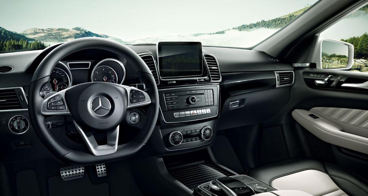 Mercedes GLE 2017.