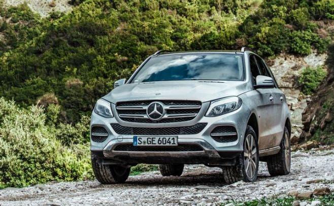 Nuevo Mercedes GLE 2018 todoterreno SUV diseño