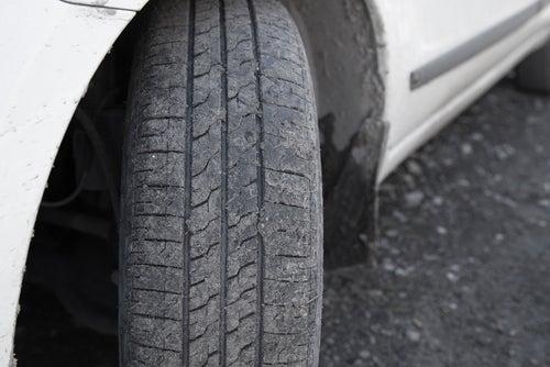 Neumáticos caducados