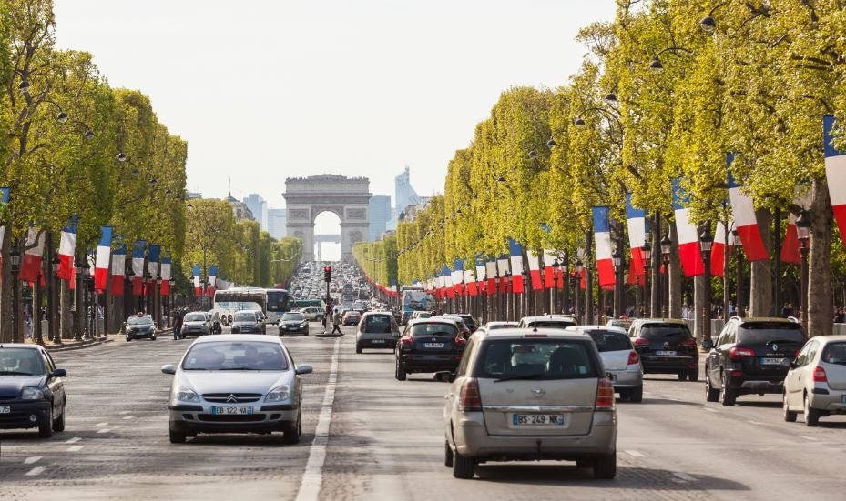 Normas de tráfico en otros países de Europa