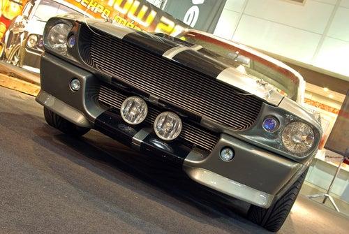 Película: Ford Mustang GT500 Eleanor en 60 segundos con Nicolas Cage