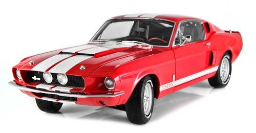 Película: Ford Mustang GT500 Eleanor en 60 segundos