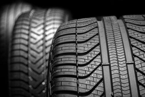 Neumático endurecido: causas y peligros