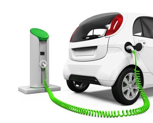 Puntos de recarga de coche eléctrico en España