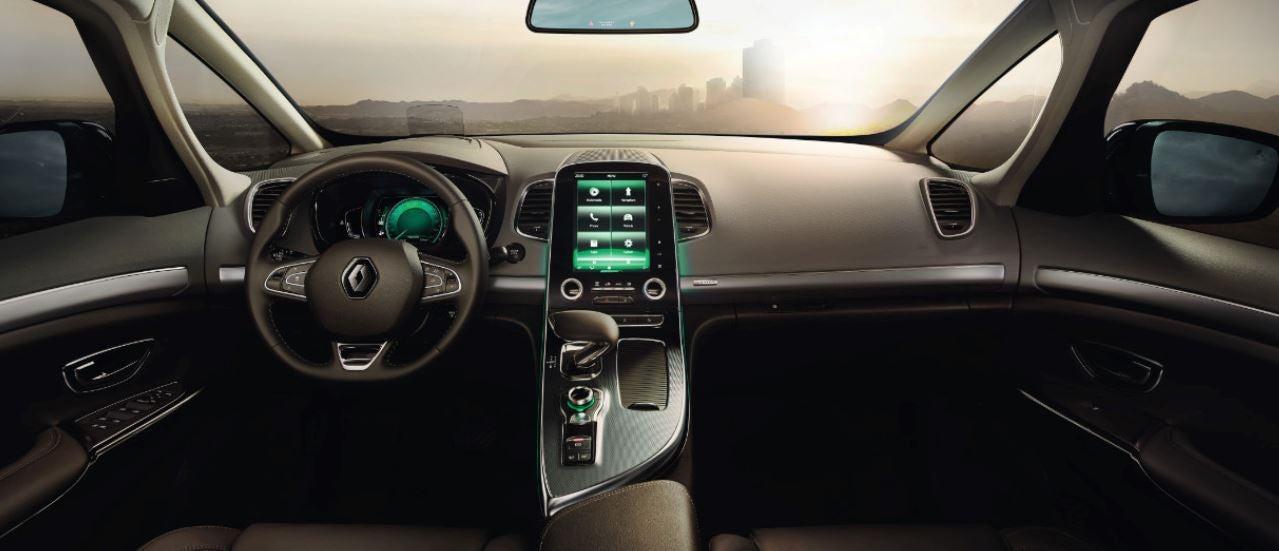 Nuevo Renault Espace 2018 coche monovolumen