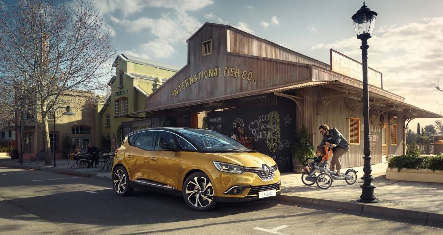 Nuevo Renault Scenic.