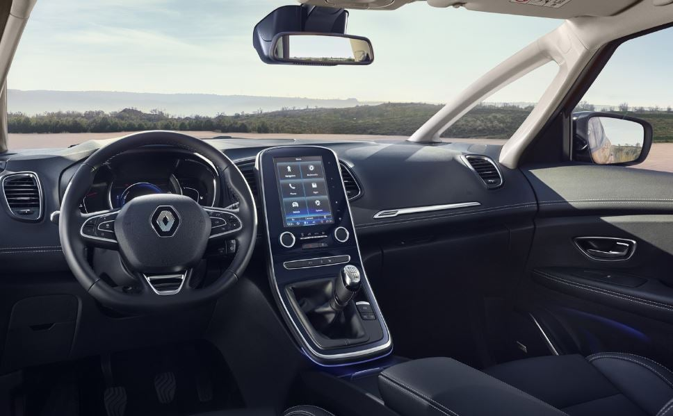 Nuevo Renault Scenic 2018