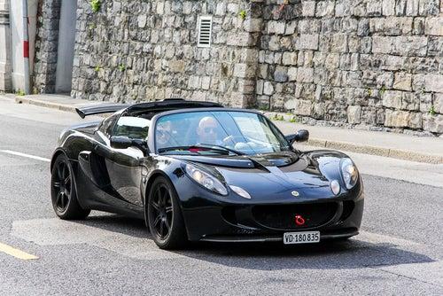 Roadster Lotus Eise S2 deportivo