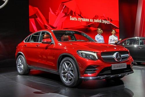 Mercedes GLC, el SUV alemán que hay que comprar