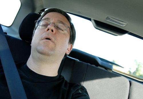 Acampar en el coche