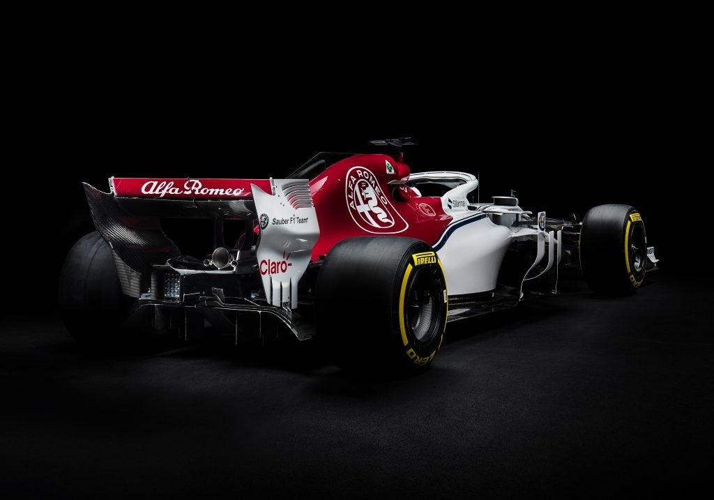 Alfa Romeo Sauber 2018