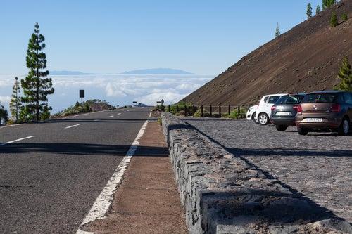 Áreas de descanso en carreteras