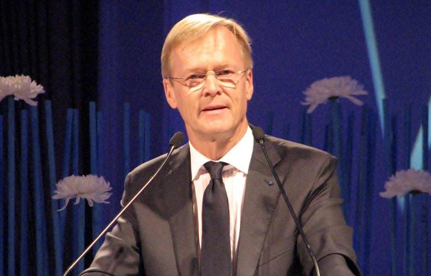 Ari Vatanen como político.