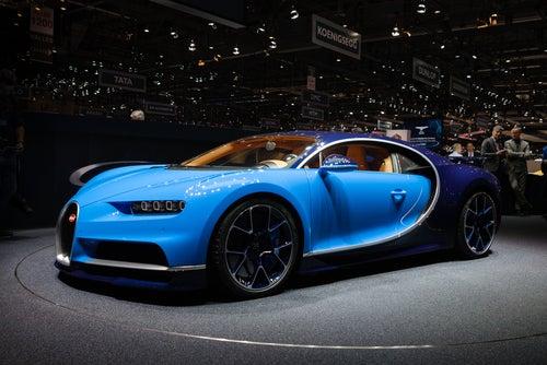Los coches más rápidos del mercado