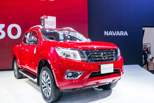 Camioneta pick-up Nissan Navara