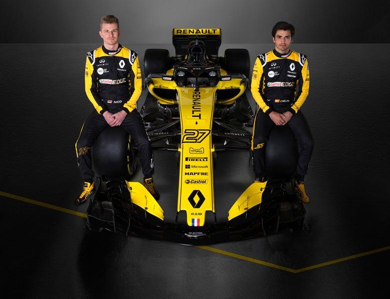 Carlos Sainz: Renault F1 Team