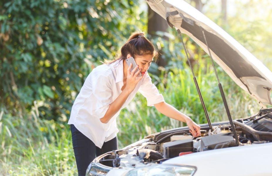 ¿Qué hacer cuando el coche no arranca?
