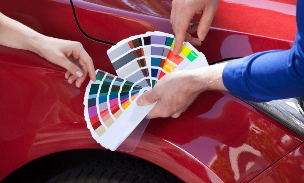 Cuáles son los colores de moda para coches en 2018