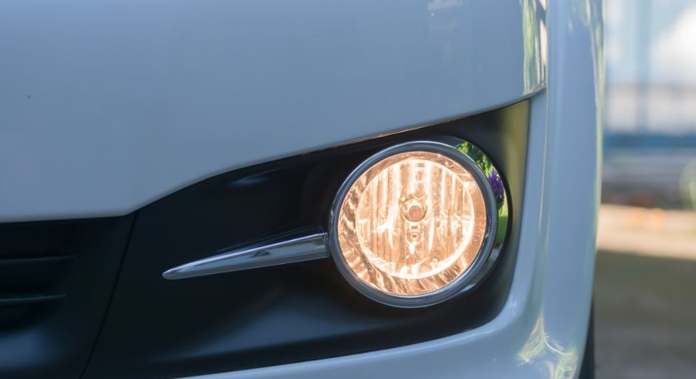 Cómo y cuándo utilizar las distintas luces de un coche.