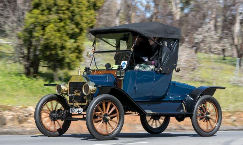 Ford, el inicio de una era automotriz