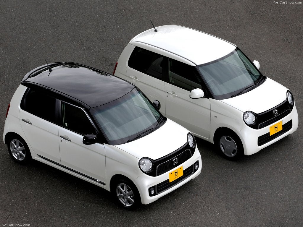 Honda N-One Kei Car