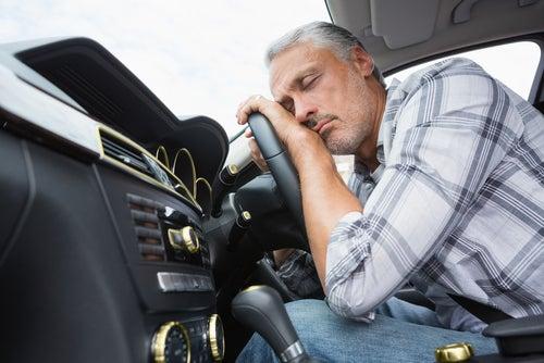 Horas de sueño para la conducción