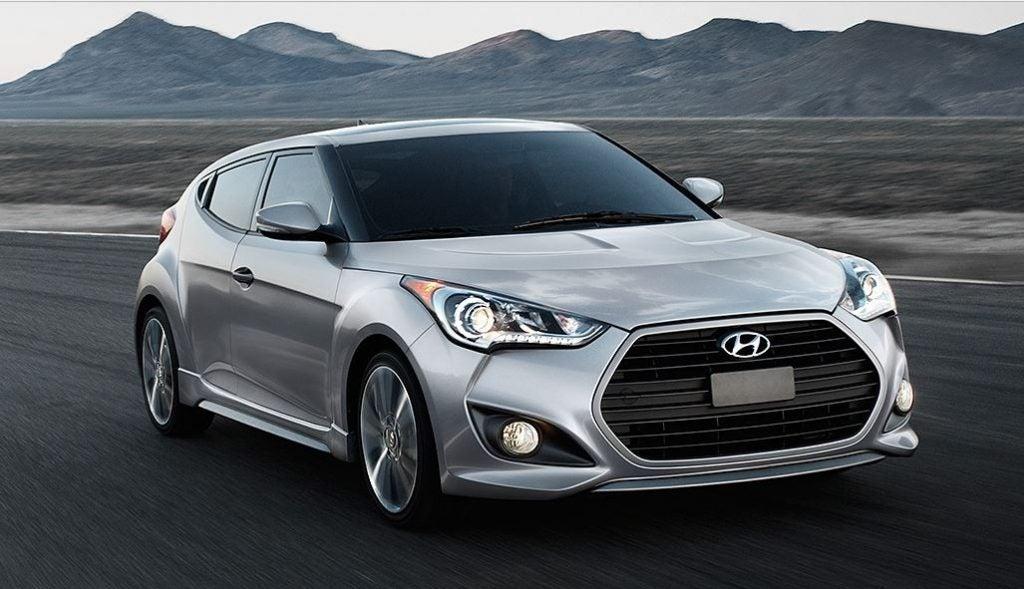 Hyundai Veloster: una asimetría interesante