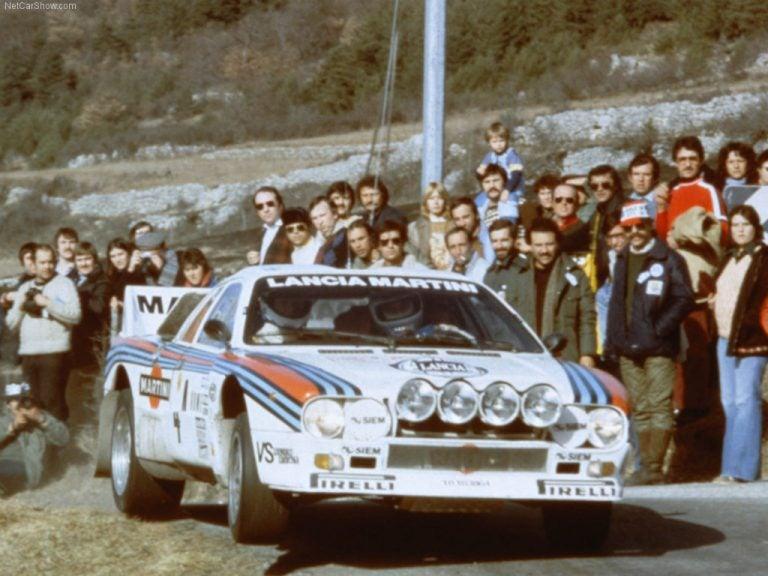 Grupo B de rally: Lancia