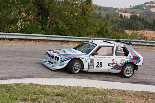 Grupo B de rally: Lancia Delta S4