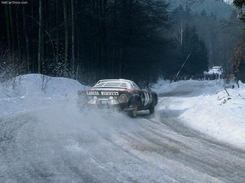 Lancia Stratos: títulos