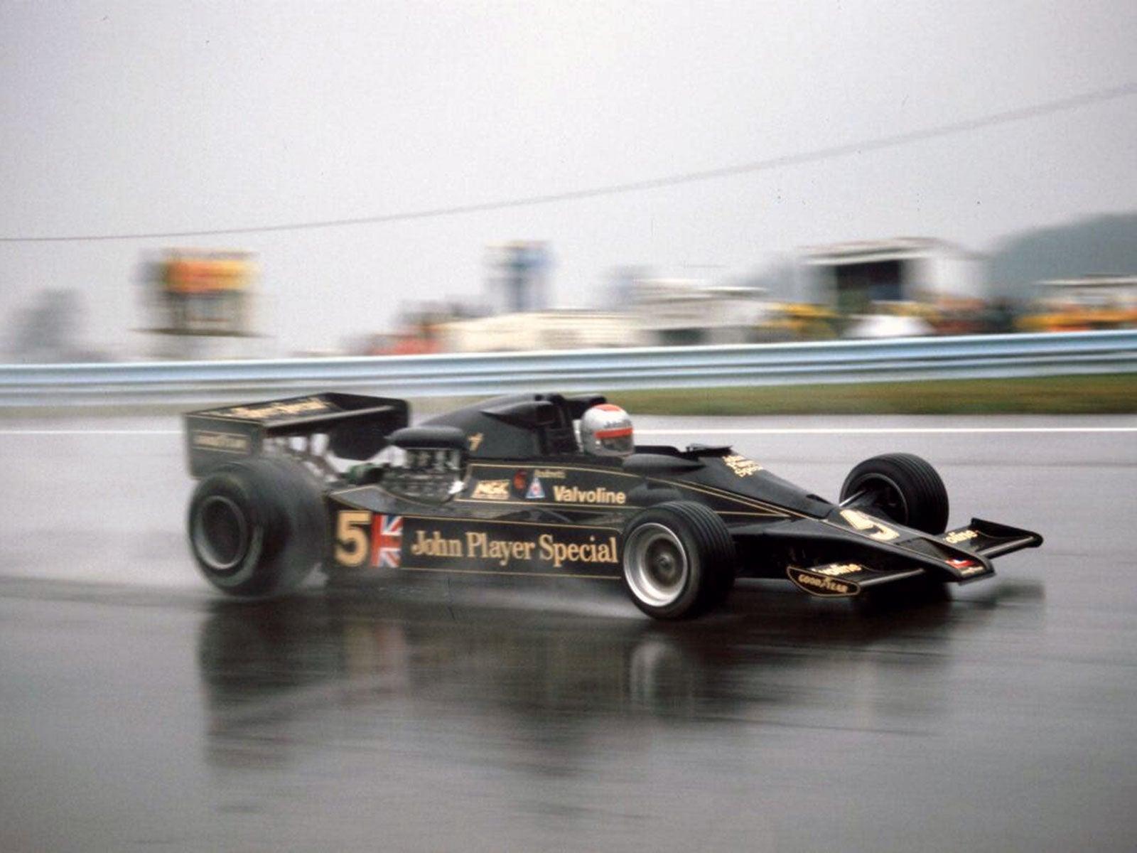 Lotus 78 de Mario Andretti