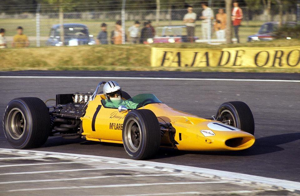 McLaren Denny Hulme